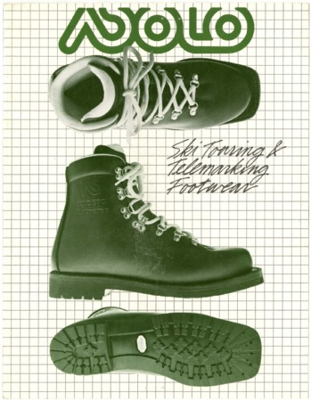 Asolo Ski Touring & Telemarking,1981
