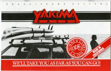 Yakima, 1984