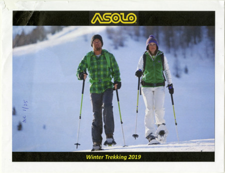 Asolo, Winter Trekking 2019