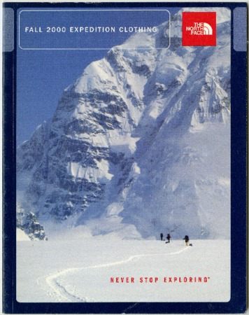 The North Face, Fall 2000