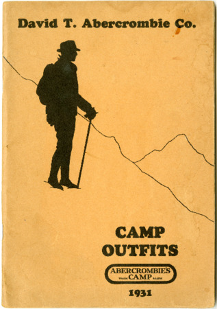 Abercrombie's Camp/David T. Abercrombie Company, 1931