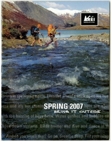 Recreational Equipment, Inc., Spring 2007