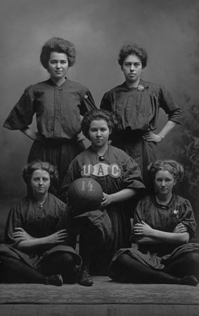 ACU Women's Basketball Team
