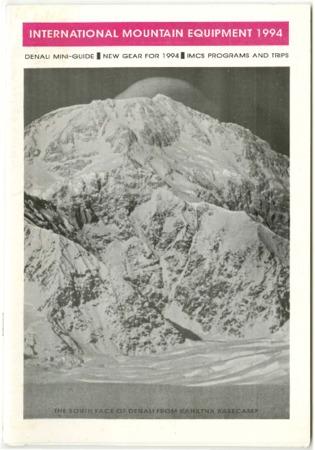 International Mountain Equipment Inc.,1994
