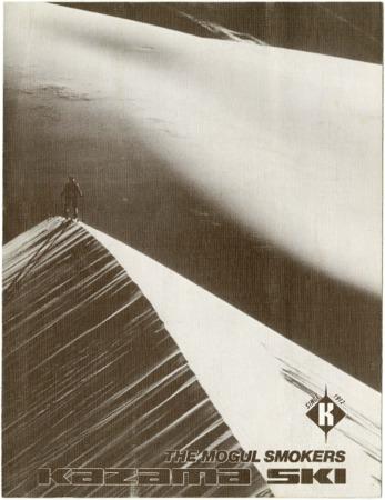 Kazama Ski, undated