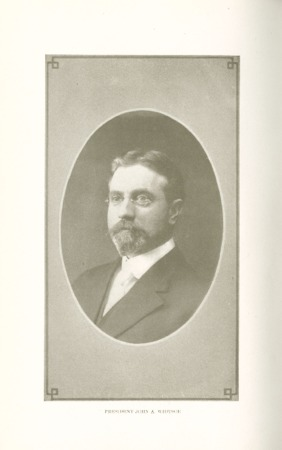 1909 A.C.U. Graduate Yearbook, Page 258