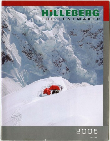 Hilleberg, The Tentmaker, 2005