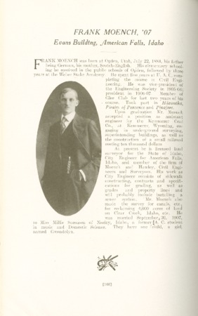 1909 A.C.U. Graduate Yearbook, Page 160