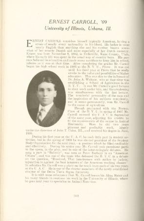 1909 A.C.U. Graduate Yearbook, Page 54