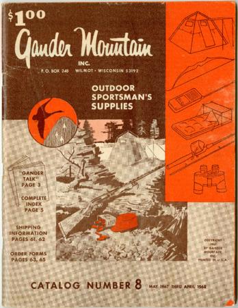 Gander Mountain, Inc., May 1967-April 1968