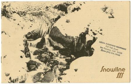 Snowline, SSS, 1973