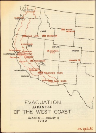 Evacuation of the West Coast