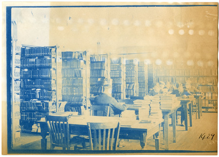 1896-1916 Agricultural College of Utah Cyanotype 17