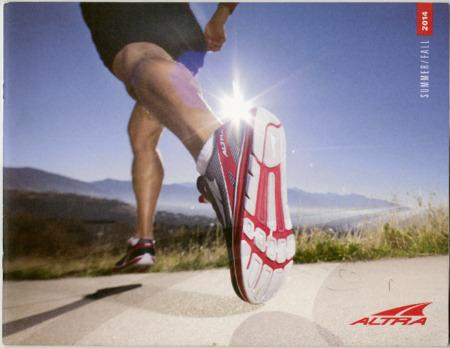 Altra Footwear, Summer/Fall 2014
