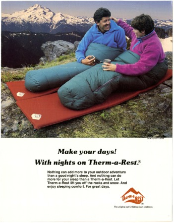 Therm-A-Rest, 1987