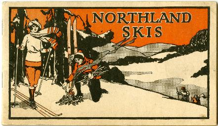 Northland Skis, undated