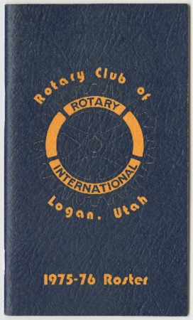 Rotary Club of Logan, Utah Roster, 1975-76