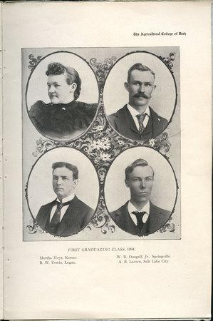 1908 UAC Commencement Program Page 13