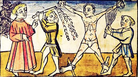 Der Antichrist und die fünfzehn Zeichen, 21 a