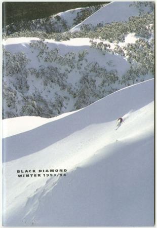 Black Diamond, Winter 1993-1994