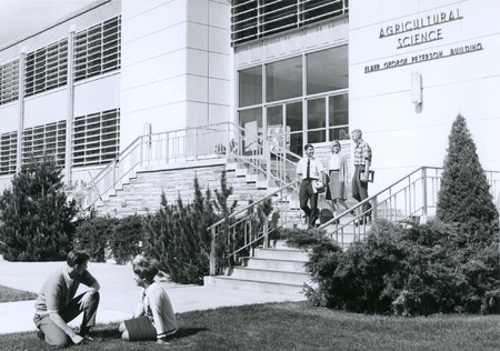 E.G. Peterson Agricultural Science Building, c. 1960