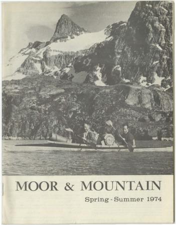 Moor & Mountain, Spring/Summer 1974