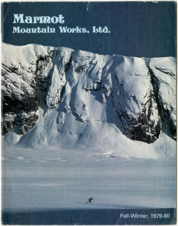 Marmot Mountain Works, Fall/Winter 1979-1980
