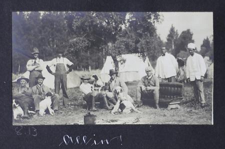 Becker Camp, 1913