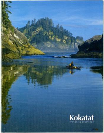 Kokatat Water Sportswear, 2000