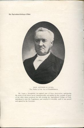 1908 UAC Commencement Program Page 2