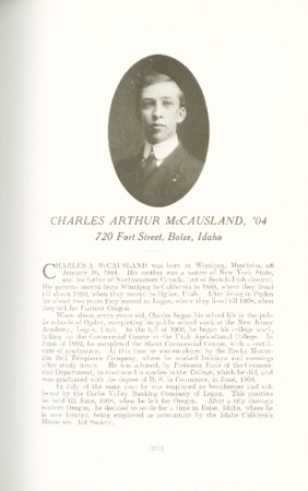 1909 A.C.U. Graduate Yearbook, Page 137
