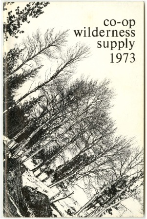 Co-op Wilderness Supply, 1973