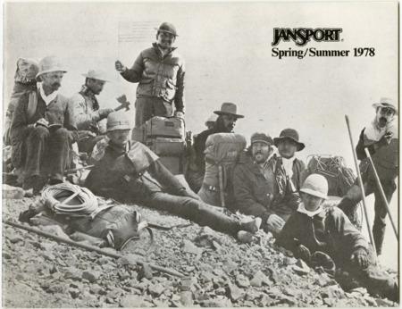 Jansport, Spring/Summer 1978