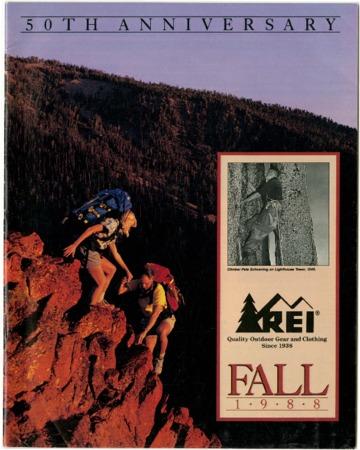 Recreational Equipment, Inc., Fall 1988