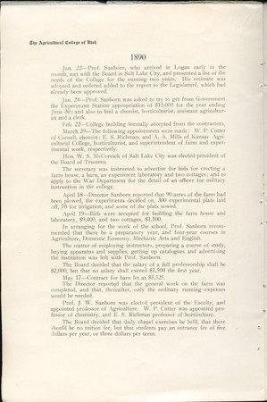 1908 UAC Commencement Program Page 10