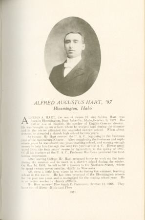 1909 A.C.U. Graduate Yearbook, Page 87