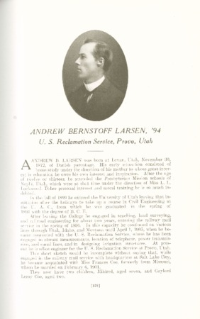 1909 A.C.U. Graduate Yearbook, Page 129