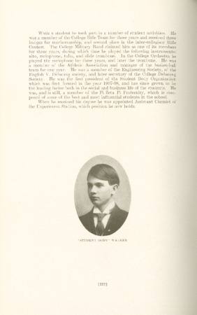 1909 A.C.U. Graduate Yearbook, Page 222