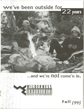 Wilderness Experience, Fall 1995