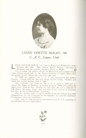 1909 A.C.U. Graduate Yearbook, Page 138
