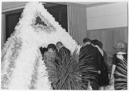 Homecoming dance, 1964