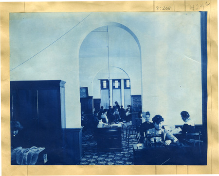 1896-1916 Agricultural College of Utah Cyanotype 34