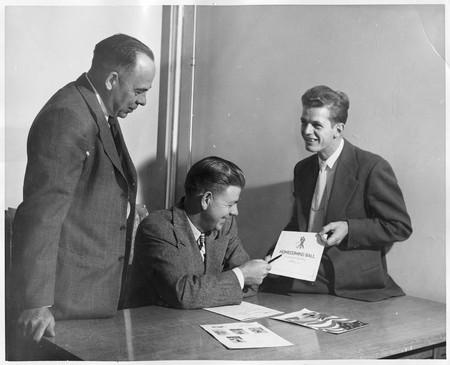 Homecoming Committee, 1955