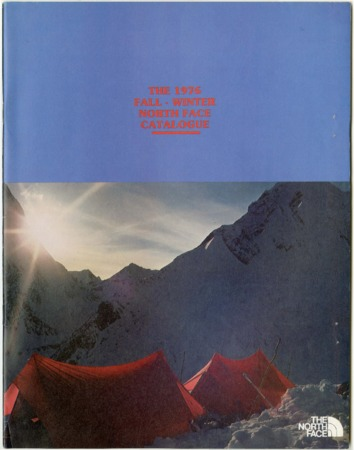 The North Face, Fall/Winter 1976