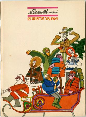 Eddie Bauer, Christmas 1969
