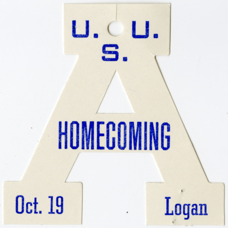 USU Homecoming Ticket