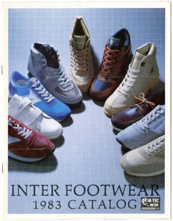 Inter Footwear, 1983