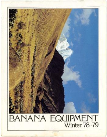 Banana Equipment Winter 1978-1979