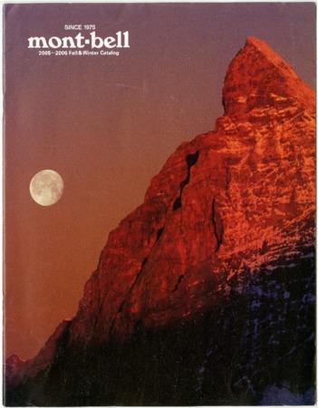 Mont-Bell, Fall/Winter 2005-2006