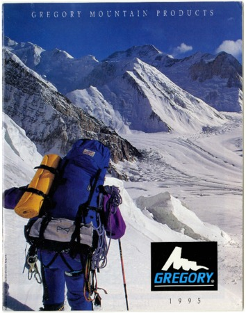 Gregory Mountain Products, 1995